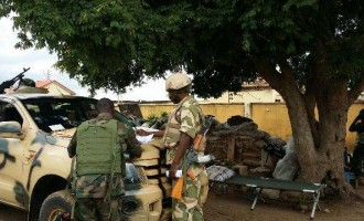Nigerian soldiers still in Sambisa forest, military insists