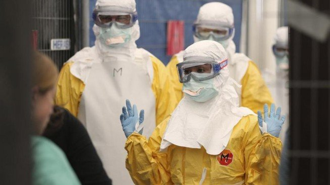 Ebola resurfaces, kills 17 in Congo
