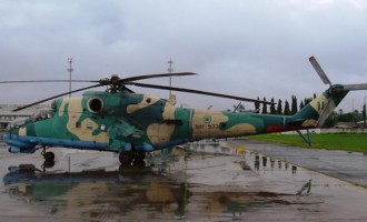 Confusion over military helicopter 'crash' in Yola