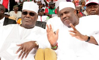 Tambuwal to Atiku: You have my support to emerge victorious in 2019