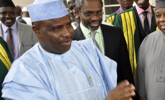 Tambuwal wants speakership suit moved to another judge
