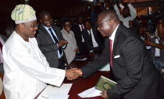 Abimbola confirmed as Oyo chief judge