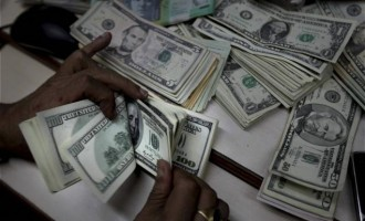 External reserves 'surge to $34b'