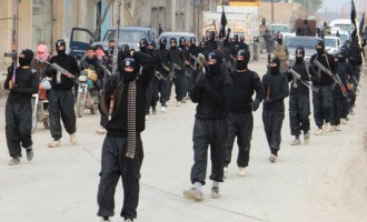 30,000 militants from 100 countries join ISIS, Al Qaeda