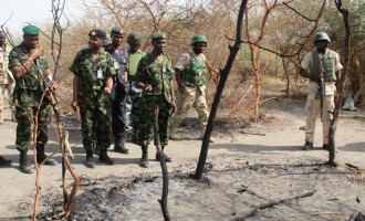 Amnesty blames military for Baga attack