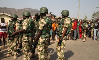 How 'soldiers killed two people' in Abia and fled with their bodies