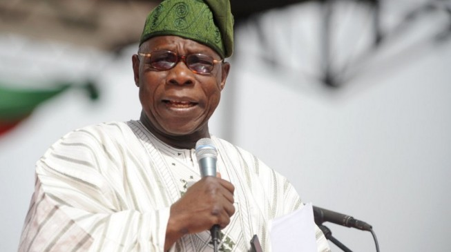 I don't have candidates for election, says Obasanjo