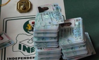 APC: 'A certain party' selling PVCs for N1,000