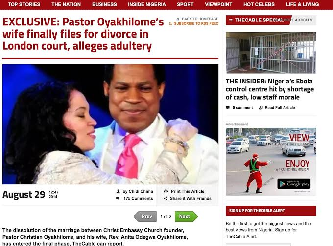 Screenshot - Oyakhilome