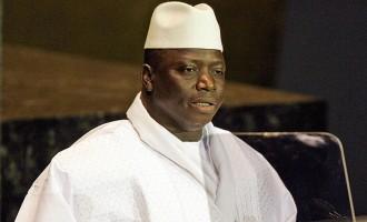 ECOWAS leaders have declared war on us, says Jammeh