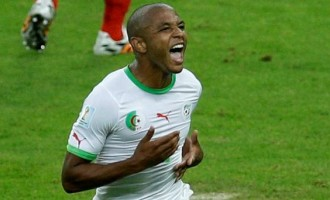 Brahimi beats Enyeama to BBC award