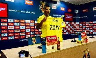 Uche 'very happy' to extend contract