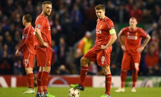 UCL REVIEW: Liverpool out… Juve, Monaco progress to knock-out stage