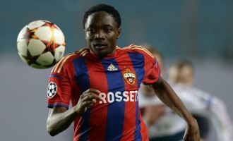 Musa's brace sends CSKA top of the table