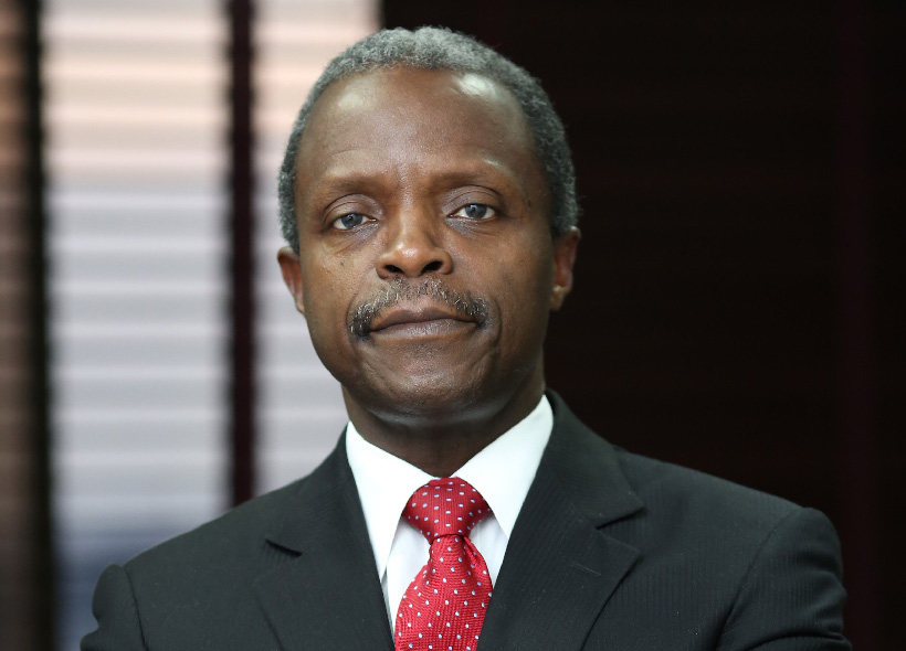 Image result for osinbajo
