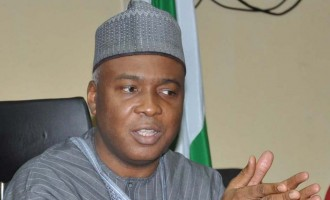 Saraki: I respect Tinubu, I will soon meet him