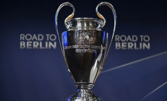 UCL: Chelsea draw PSG, City meet Barca yet again