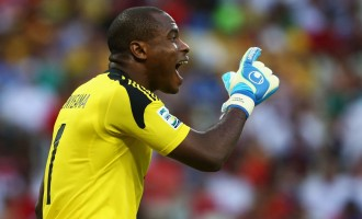 Enyeama: I won't take a pay cut to play in England