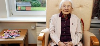 The secret to long life is avoiding men, says 109-year-old woman