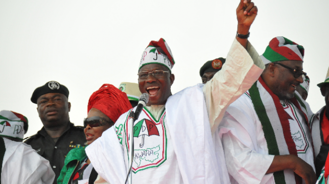 PDP and the burden of Jonathan's presidency