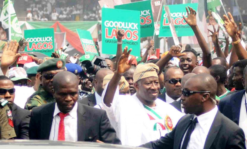PIC. 11. PRESIDENT JONATHAN'S PRESIDENTIAL CAMPAIGN IN LAGOS 3 (1)