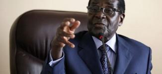 Mugabe under house arrest, says Zuma
