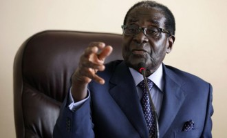 Mugabe under house arrest, says Zuma