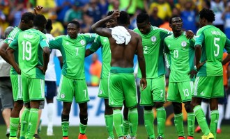 Nigeria, Burkina Faso friendly cancelled