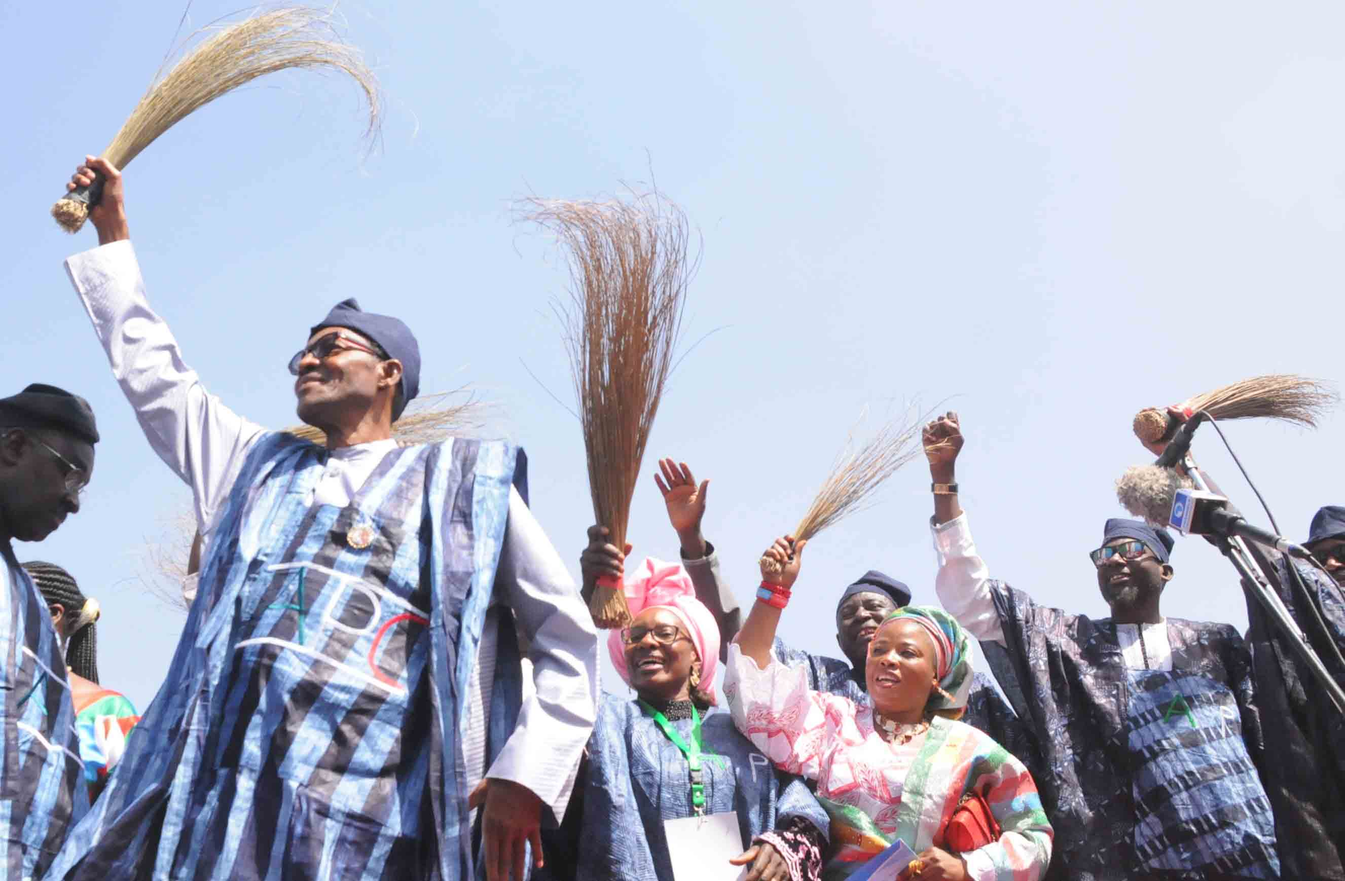 Troops planning to rig for PDP in SW, says Buhari