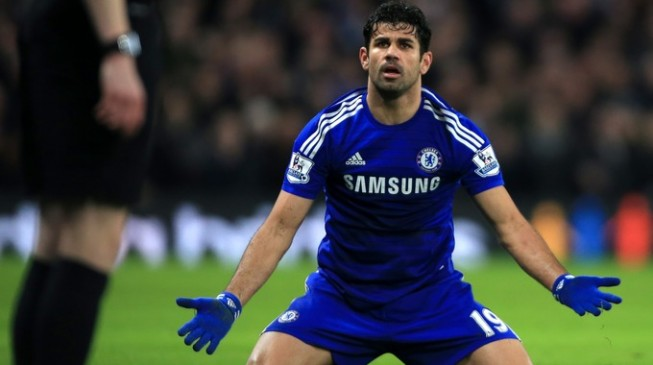 Costa: Chelsea treating me like a criminal but I'll come back stronger
