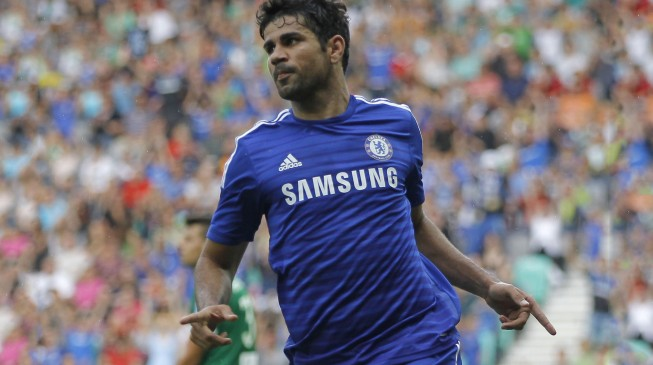 Atletico Madrid close in on loan deal for Diego Costa