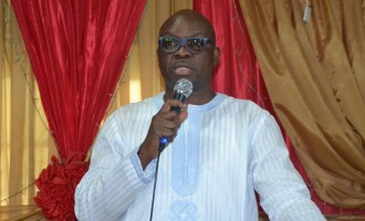 Fayose wants Daura's sack over 'raid on A'Ibom'