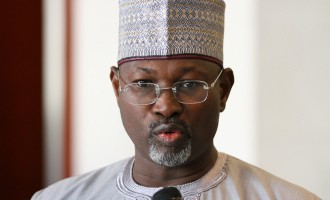 Jega: Names of trees were on INEC register when I took over