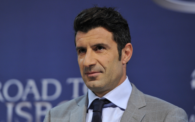 Luis Figo Net Worth