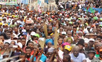 One killed at APC rally in Lagos