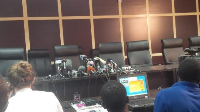 How Jega's media briefing on polls shift went