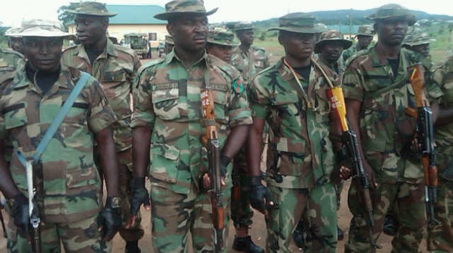 Buratai orders deployment of troops in south-east to stop 'violent' Biafra agitations