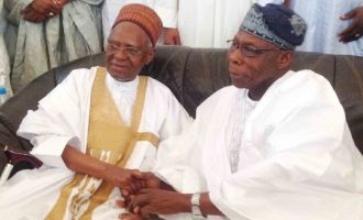 Obasanjo: Shagari's govt prevented Nigeria from being self-sufficient in rice production
