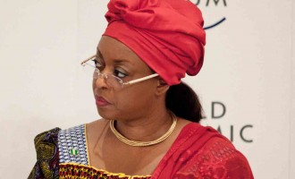 EFCC includes Diezani in N450m money laundering charge