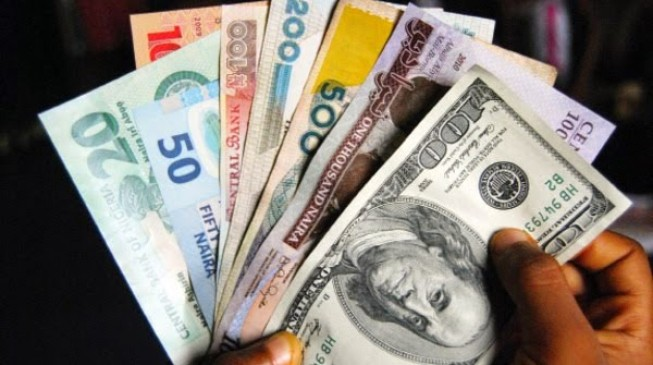 CHARTS: How the naira has fared in 2015