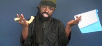 Abducted policewomen have become our slaves, Shekau boasts in new video