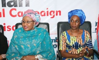 Buhari won't tolerate violence against women, says wife