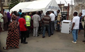 INEC lists 300 polling units for Sunday's election