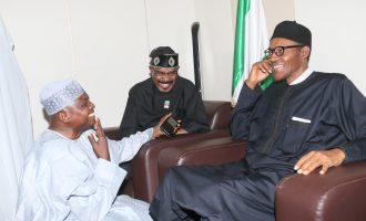 Garba Shehu: Buhari is fit to continue his good work