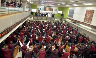 Nigerian Stock Exchange gains N63bn in six hours
