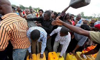 Fuel scarcity: The economic and political interests