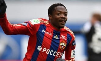 Ahmed Musa: I am NOT an Arsenal fan