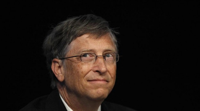 Bill Gates as 'a wailing wailer'