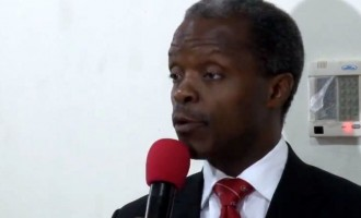 Nigeria can do without oil, says Osinbajo
