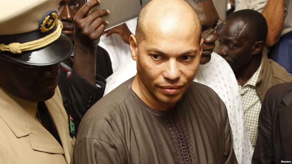 Karim Wade Son Of Ex Senegal President Jailed For Corruption Thecable